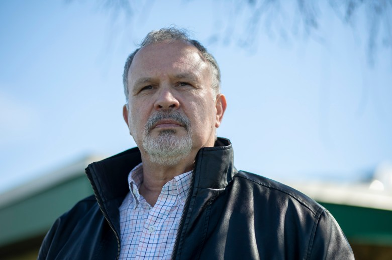 Don Wessels, a former administrator at Windsor Chico Creek Care and Rehabilitation Center filed a lawsuit last year against Rockport. Photo by Anne Wernikoff, CalMatters