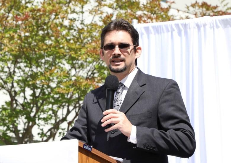 David Kilgore, director del Departamento de Servicios de Manutención de Menores de California. Foto cortesía del Departamento de Servicios de Manutención de Menores