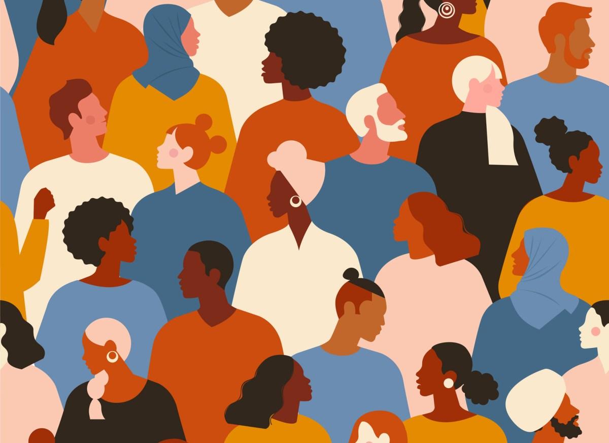 El Proyecto de Ley del Senado 17 pide a California que reconozca el racismo como una crisis de salud pública y establezca agencias para responsabilizarnos. Ilustración a través de iStock