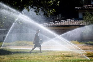 As California's drought deepens, water use drops only 1.8%