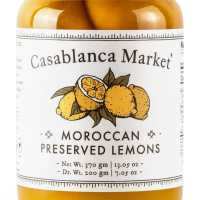 Casablanca Market Preserved Lemon, Small