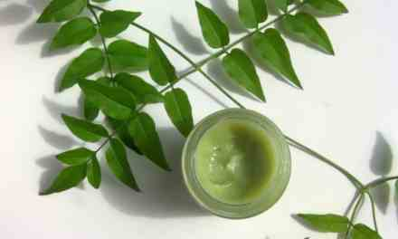 The green soothing balm
