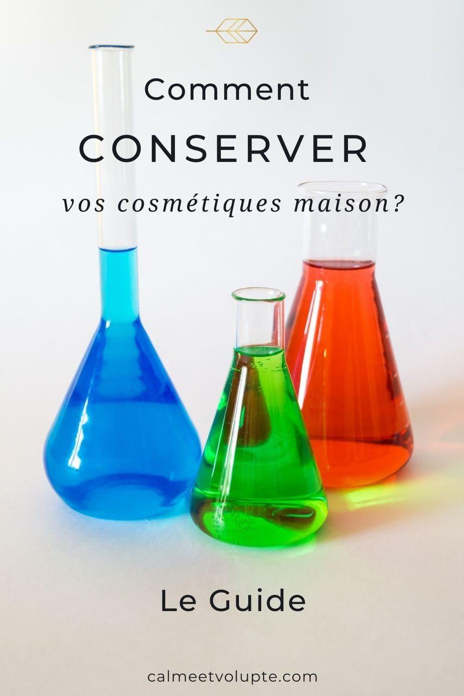guides desconservateurs naturelspour protéger vos cosmétiques maison