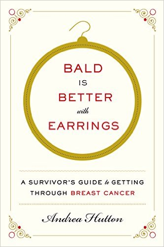 Image of bald is better with earrings books reviewed in CALMERme.com
