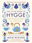 Image of book about Hygge from CALMERme