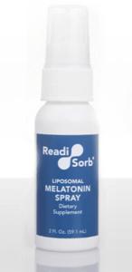 August's favorite product Readisorb melatonin from CALMERme.com