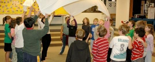 Children's Yoga in School for Bullying Prevention