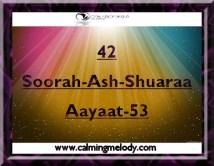 42-Soorah-Ash-Shuaraa-Aayaat-53