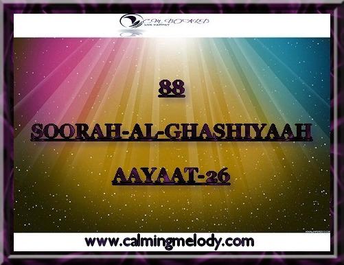 88-SOORAH-AL-GHASHIYAAH-AAYAAT-26