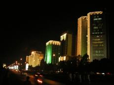 Islamabad at nights