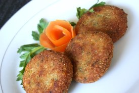 STUFFED CUTLETS