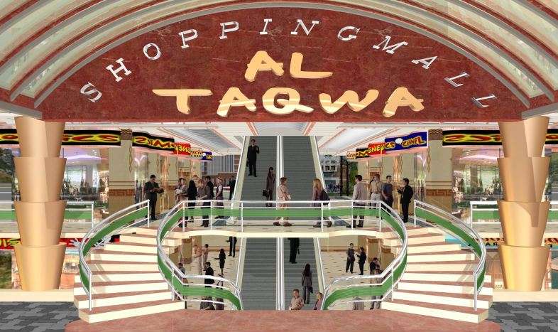 AL.TAQWA SHOPPING MALL