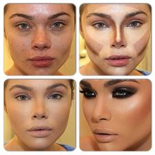 after contouring