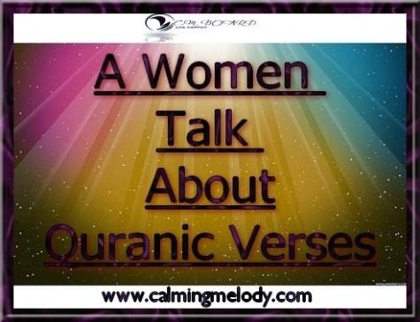 woman talk
