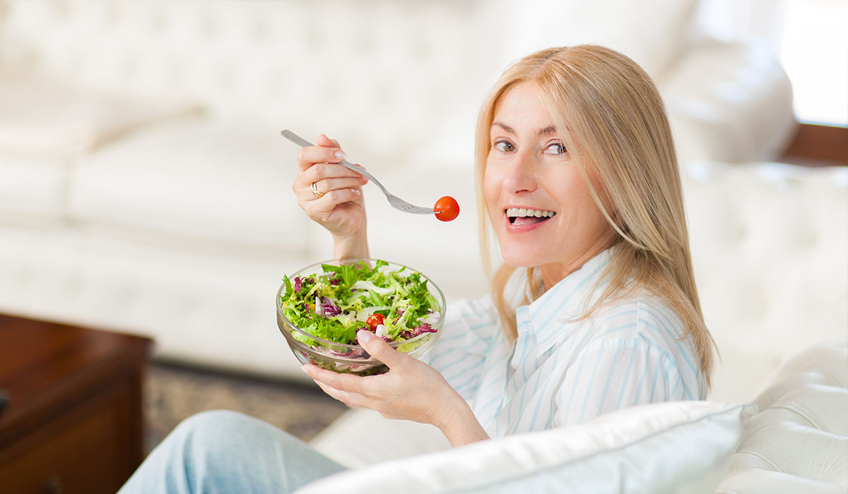 The menopause diet: A five-day plan to lose weight