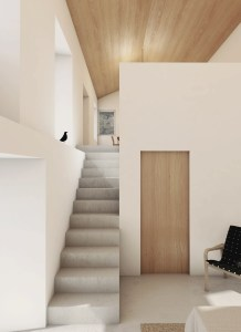 Interior da Casa das Figueiras