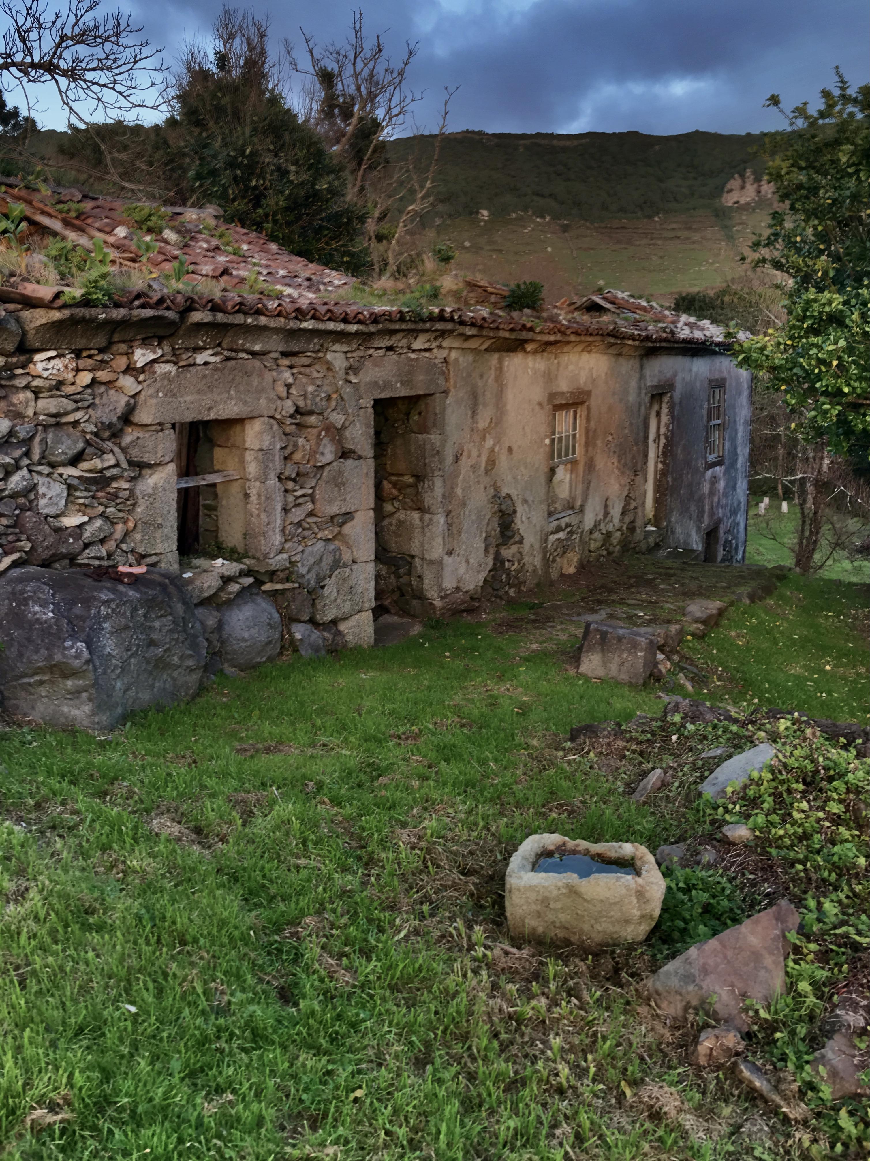 Casa da Ganhoa and Casa dos Corções