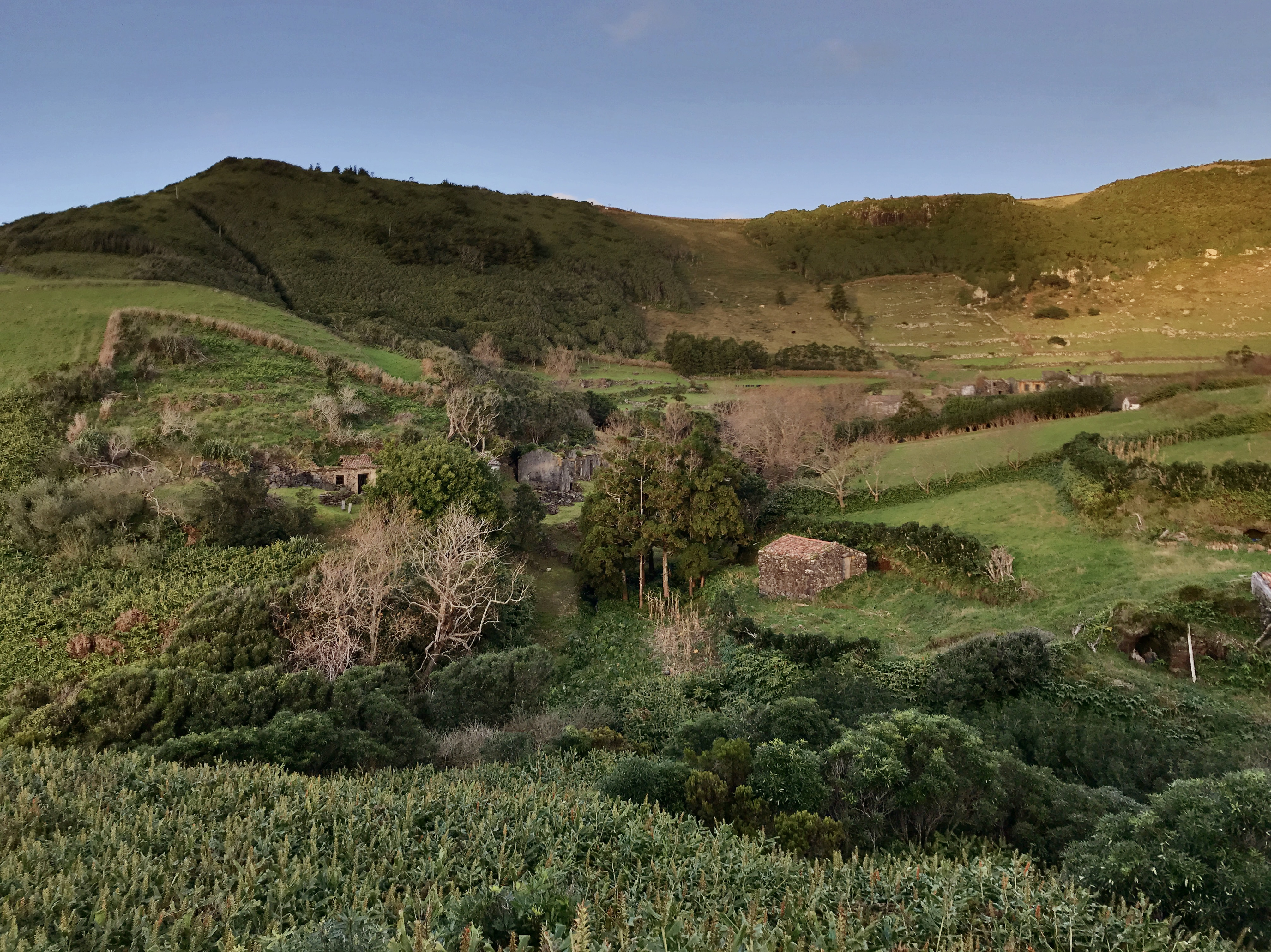 General View of Caldeira