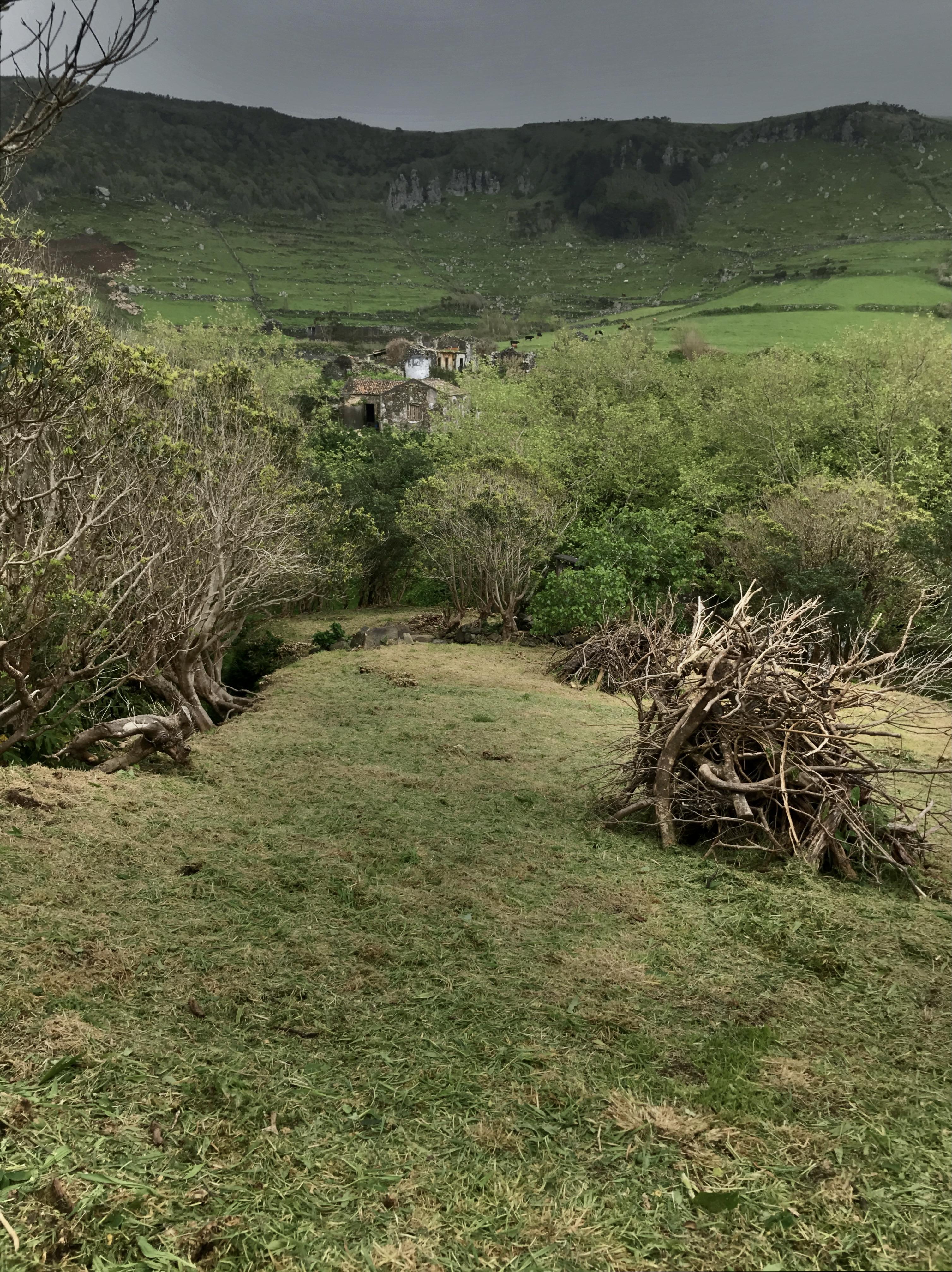 View over Upper Caldeira