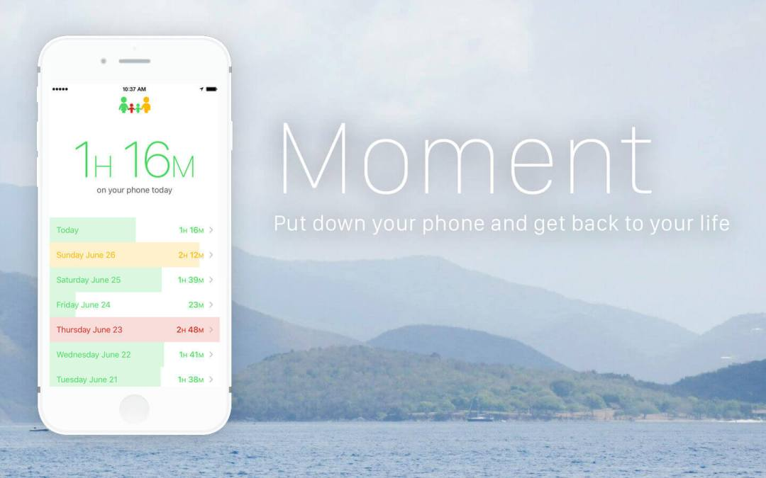Moment App - Put down your phone and get back to your life - Minute Crunch