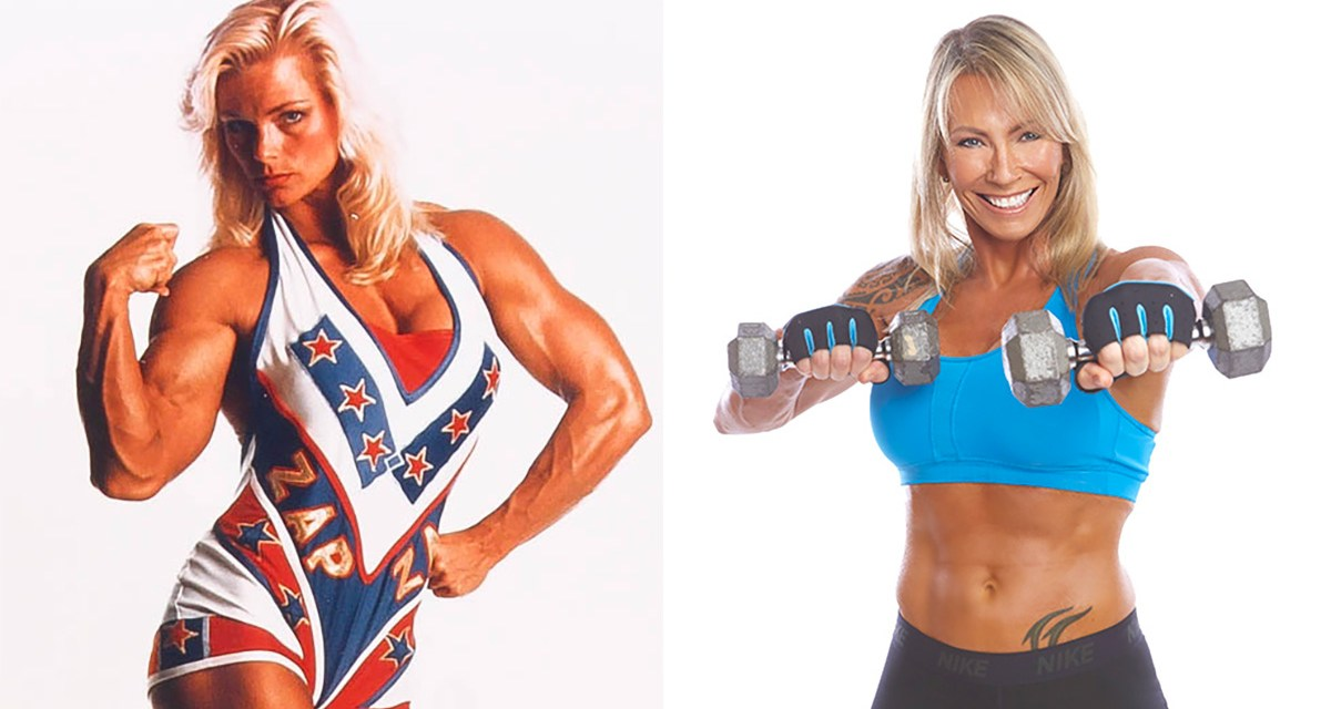 11: Zap and Ice | American Gladiators – Fitness Icons