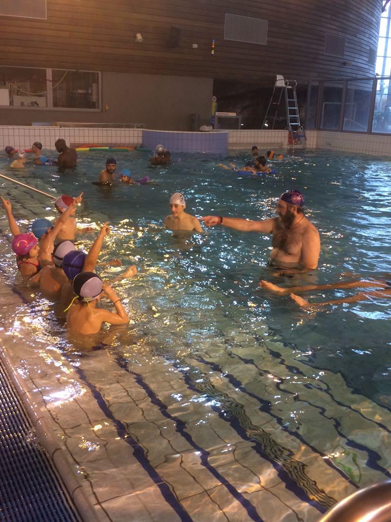 Les news du cal cal natation for Piscine athis mons