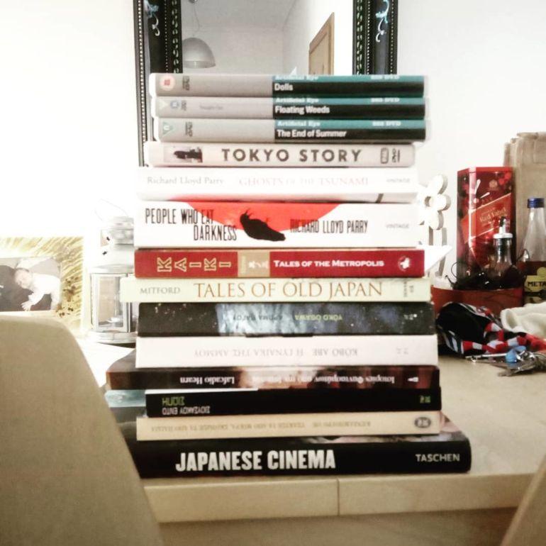 mata kuliah sastra jepang