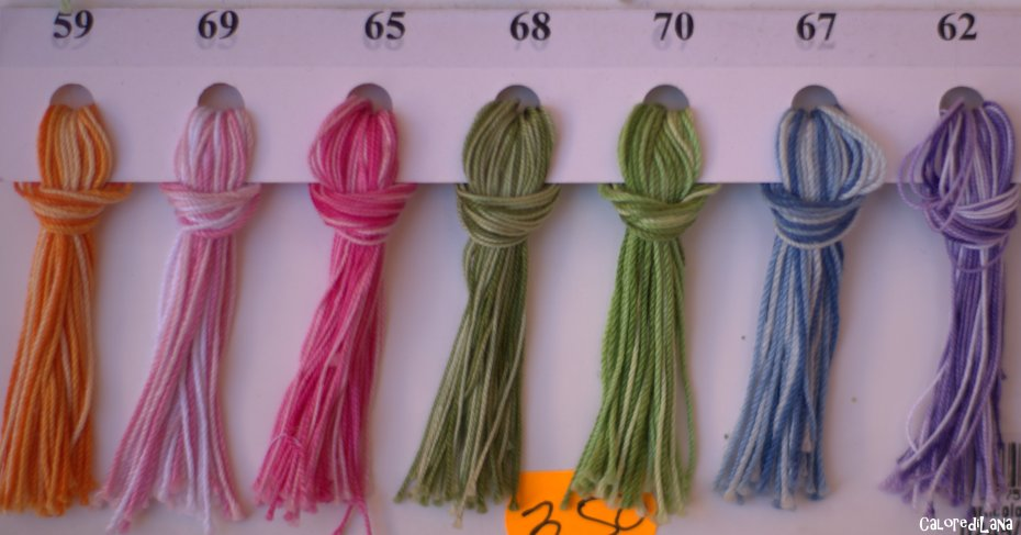 Catalogo Cotone Corallo Rosa5 - Calore di Lana