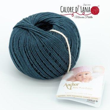 Col. 270 Anchor Baby Pure Cotton - Calore di Lana www.caloredilana.com