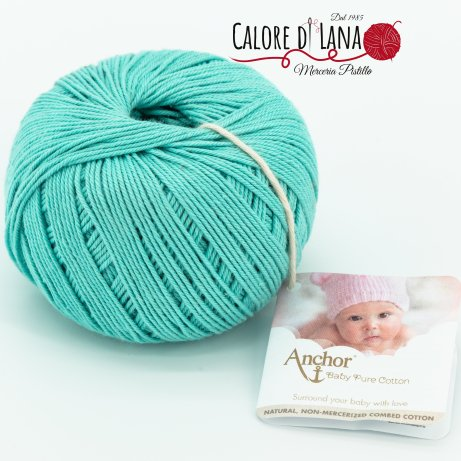 Anchor Baby Pure Cotton - Calore di Lana www.caloredilana.com