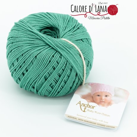 Col. 272 Anchor Baby Pure Cotton - Calore di Lana www.caloredilana.com