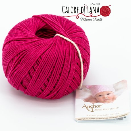 Col. 429 Anchor Baby Pure Cotton - Calore di Lana www.caloredilana.com