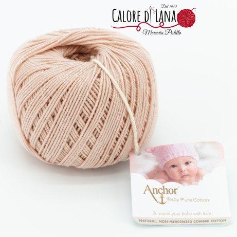 Col. 432 Anchor Baby Pure Cotton - Calore di Lana www.caloredilana.com