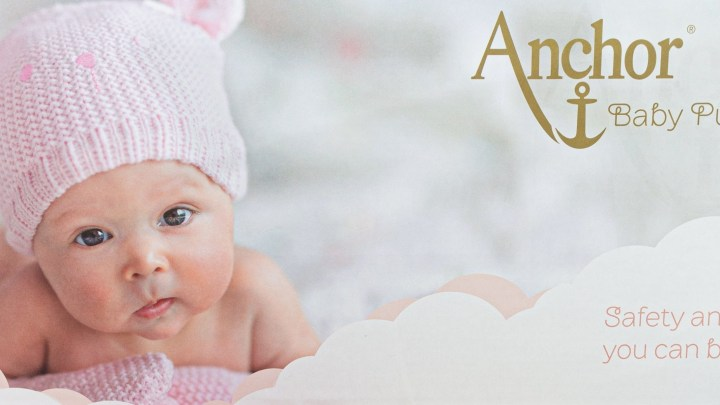 Anchor Baby Pure Cotton - Calore di Lana