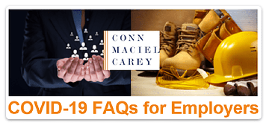 COVID-19 FAQs button