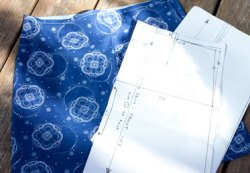 Patternmaking Simplified: A-Line Skirt