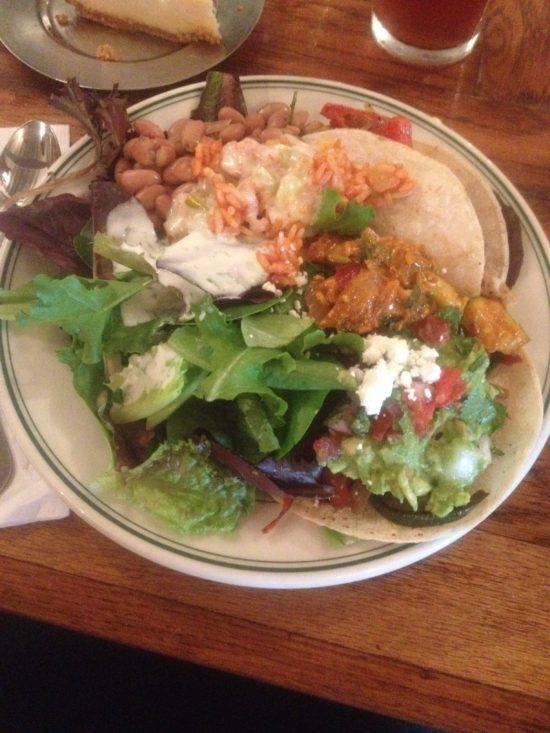 did i mention the FOOD? local, healthy, farm-to-table Southwestern fare. you won't go hungry!