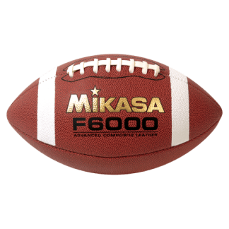 MIKASA F6000 SERIES RUBBER FOOTBALL