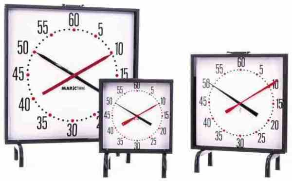 ANALOG PACE CLOCKS