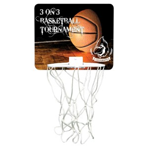 personalized mini basketball