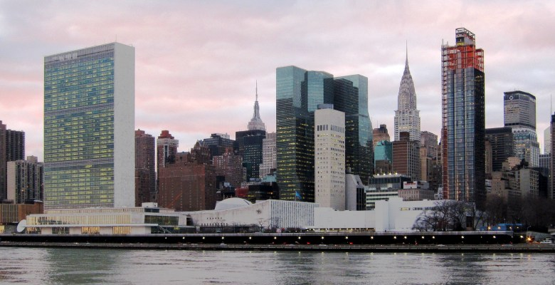 The UN is headquartered in New York City and largely funded by the US.