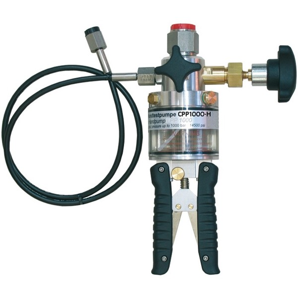 Wika CPP1000-H Hydraulic Hand Test Pump