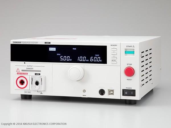 Kikusui TOS5200 AC Hipot Tester, 5kV