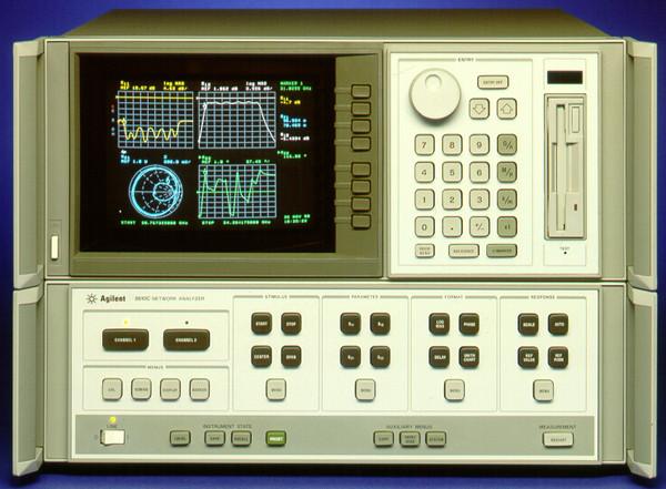 Agilent/ HP 8510C Vector Network Analyzer