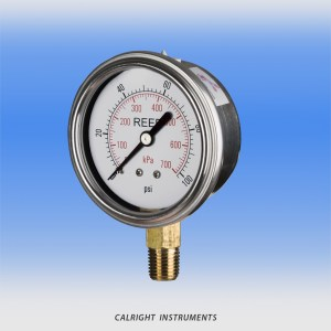 Pressure Gauges - Analog (Dial)