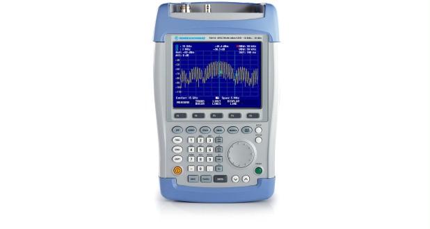 Rohde & Schwarz FSH3 Spectrum Analyzer