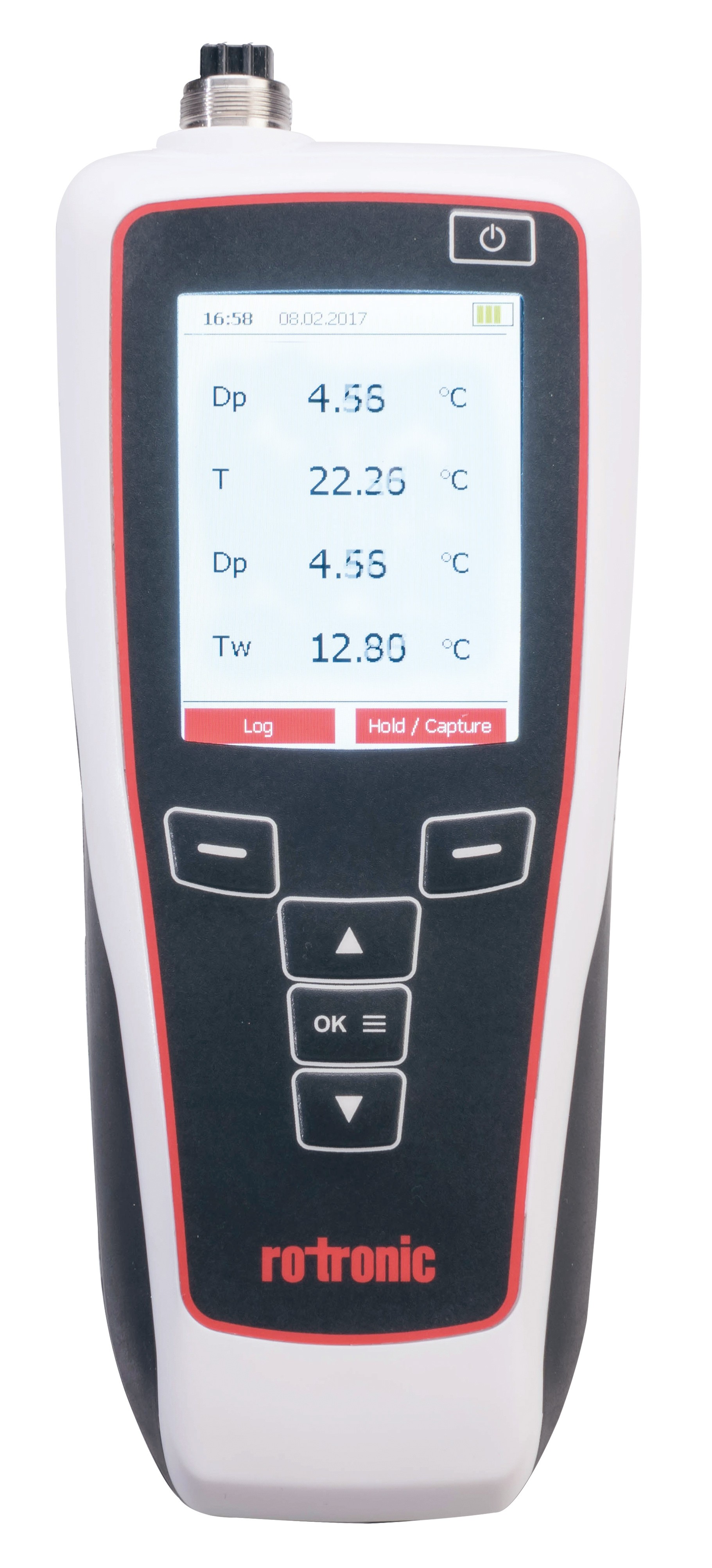 Rotronic HP32 Handheld Humidity and Temperature Meter