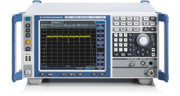 Rohde & Schwarz FSV Spectrum Analyzer