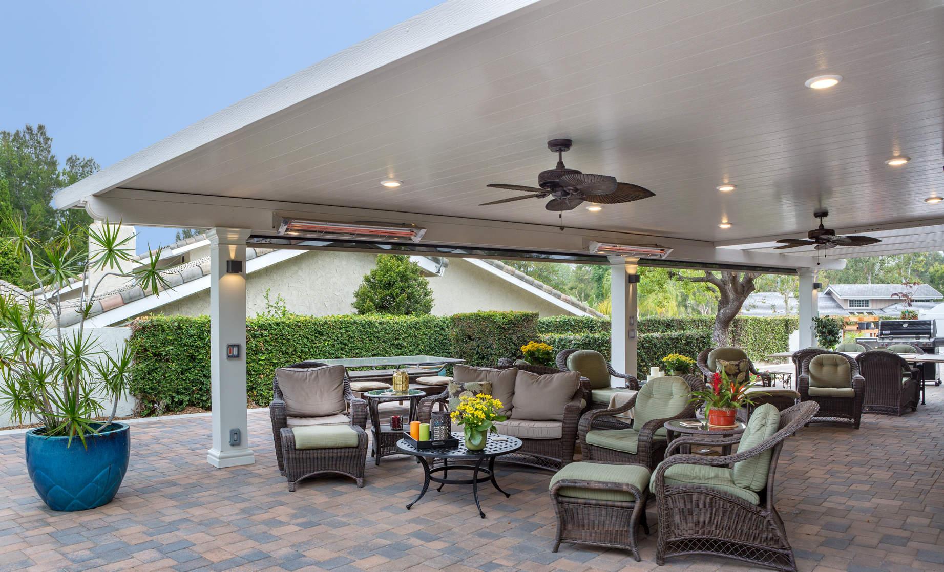 patio covers california showcase construction
