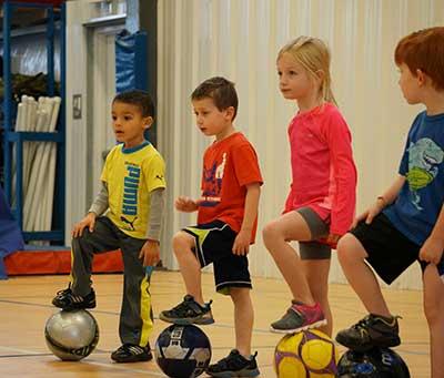 Preschool sports explorer